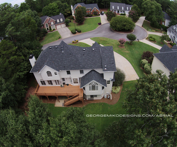 GMD aerial real estate photography